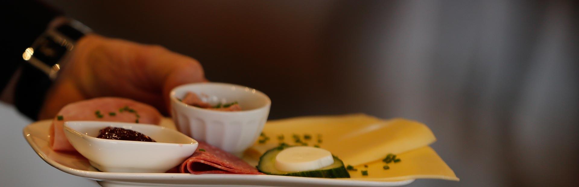 Frühstück im Amorini