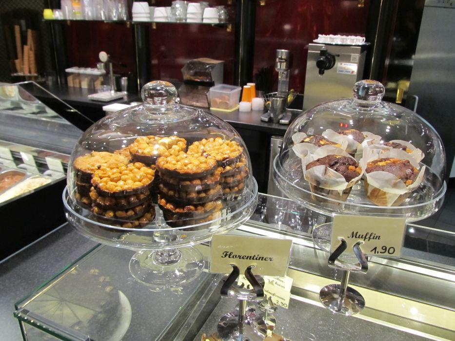 Florentiner & Muffins